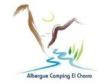 logo Albergue Camping El Chorro
