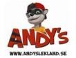 logo Andy's Lekland Malmö