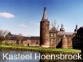 Tickets Kasteel Hoensbroek: €12,95!