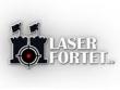 logo Laserfortet Stockholm