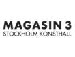 logo Magasin 3 Stockholm Konsthall