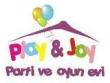 logo Play & Joy Parti Ve Oyun Evi