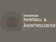 logo Stockholm Paintball & Äventyrscenter