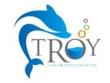 logo Troy Aqua Dolphinarium