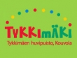 logo Tykkimäki Nöjespark Finland