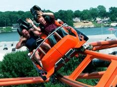 Parc d'attraction Jeanménil