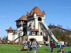 Freizeitland Geiselwind Deutschland