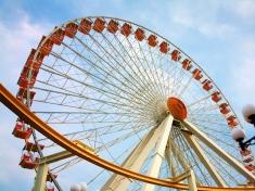 Parc d'attraction Milizac