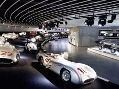 Mercedes-Benz Museum Deutschland