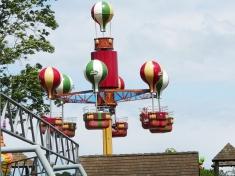 Parc d'attraction Clères