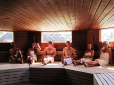 Sauna Waterlelie