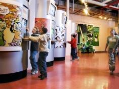 Stripmuseum Groningen Nederland