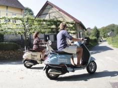 Vespa Scooter Verhuur Nederland
