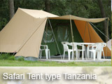 Safari Tent Tanzania