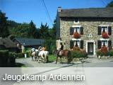 Jeugdkamp Ardennen