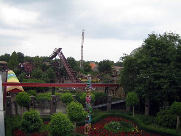 Attractiepark Ponypark Slagharen Foto 1