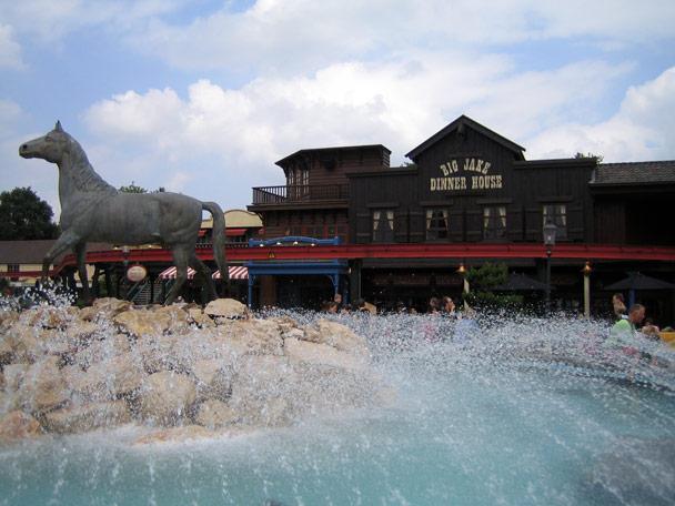Attractiepark Ponypark Slagharen Foto 2