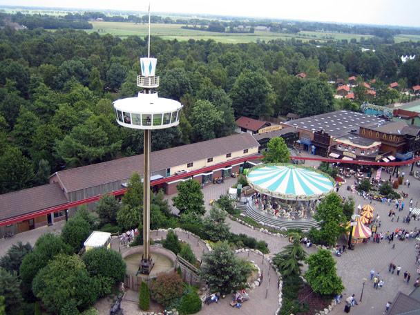 Attractiepark Ponypark Slagharen Foto 5