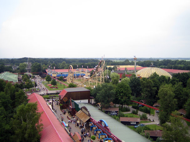 Attractiepark Ponypark Slagharen Foto 6