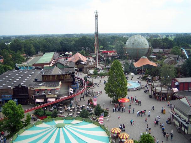 Attractiepark Ponypark Slagharen Foto 7