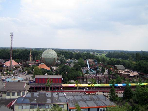 Attractiepark Ponypark Slagharen Foto 8