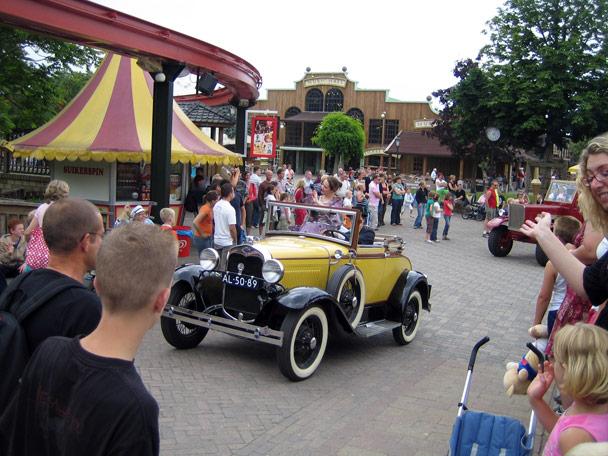 Attractiepark Slagharen Main Street Parade Foto 2