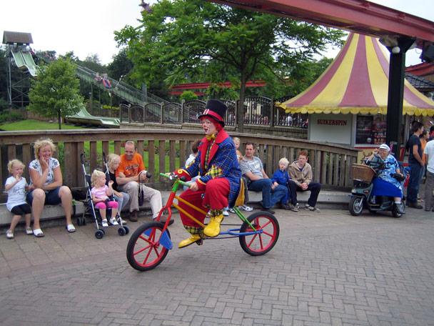 Attractiepark Slagharen Main Street Parade Foto 4