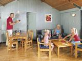 Vakantiepark Slagharen - Arizona huisje inrichting