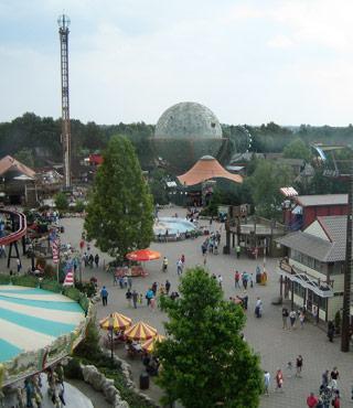Vakantiepark Slagharen - Faciliteiten