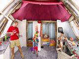 Vakantiepark Slagharen - Wigwam tent - Inrichting