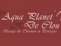 logo Aqua Planet & De Clou