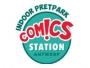 logo Comics Station Antwerp