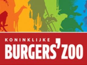 logo Burgers' Zoo