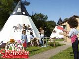 logo Wigwam Tent Slagharen