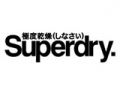 Volg Superdry op Facebook of Twitter
