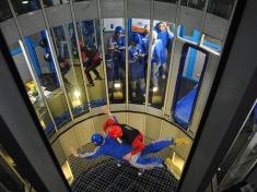 Indoor Skydive Roosendaal Nederland