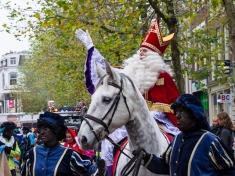 Intocht Sinterklaas Nederland