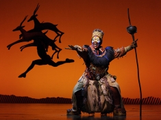 Lion King Musical Nederland