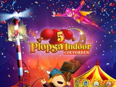 Plopsa Indoor Coevorden Nederland
