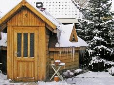 Sauna 't Dalhuus Nederland