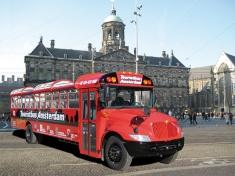 Touristbus Amsterdam
